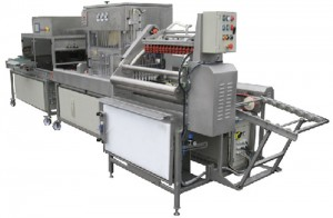3 machines- Egg Candling, In Ovo Injection, Egg Tranfer System