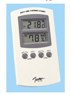 Temperature- Humidity Minimum Maximum